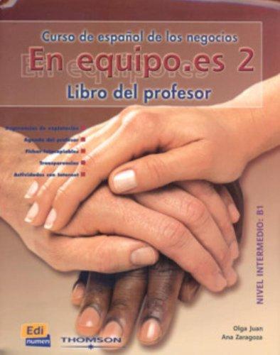 En equipo.es 2 - Libro del profesor por Ana Zaragoza Andreu