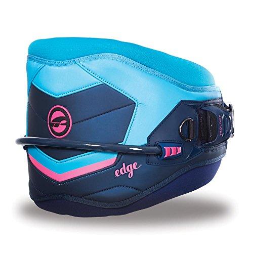 Prolimit Pure Edge Kite Hüfttrapez Women (turquoise/pink, L)