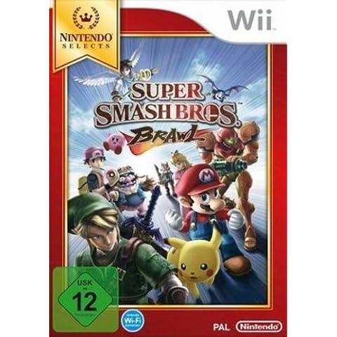 Super Smash Bros. Brawl [Nintendo Selects] [Importación Alemana]
