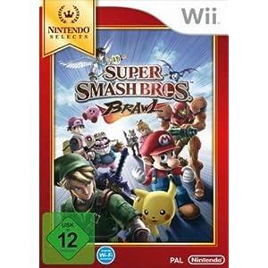 Super Smash Bros. Brawl – [Nintendo Wii]