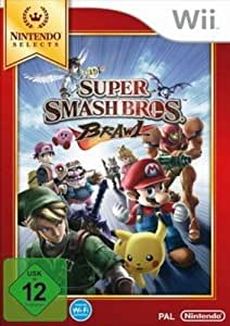 Super Smash Bros Brawl - Nintendo Selects [import allemand]