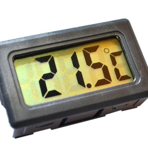 Panel LCD Digital Termómetro frigorífico congelador