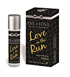 "EYE OF LOVE Parfum""Love on the run - Wild"" für"