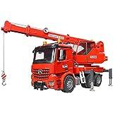 Bruder 03670–MB arocs grúa de camiones con Light and Módulo de sonido