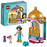 LEGO Disney Princess - Pequeña Torre de Jasmine, juguete inspirado en...
