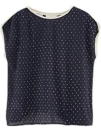 fea8dab16b5a0 Amazon.fr   Promod - Chemisiers et blouses   T-shirts, tops et ...