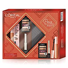 Idea Regalo - L'Oréal Paris Makeup Cofanetto Regalo Trucchi, Multicolore