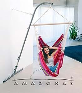 st nder f r h ngesessel aufh ngung f r. Black Bedroom Furniture Sets. Home Design Ideas