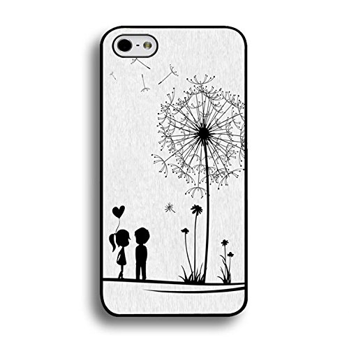 Iphone 6 Plus/6s Plus 5.5 Inch Boyfriend And Girlfriend Lovers Shell Cover,Personality Cusom Best Friends Couple Phone Case Cover for Iphone 6 Plus/6s Plus 5.5 Inch Best Friends Premium Color206d