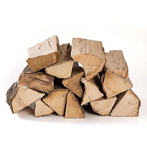 Preisvergleich Produktbild 15kg Brennholz Kaminholz 100% Buchenholz Feuerholz 25cm ofenfertig und einsatzbereit
