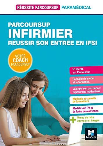 Reussite Parcoursup - Entrée en IFSI