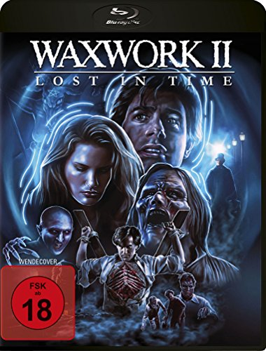 Waxwork 2 - Lost in Time [Blu-ray]