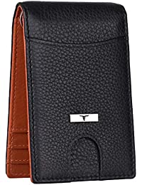 URBAN FOREST Leather Men's Money Clip