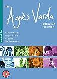 Agnes Varda Collection Vol 1 (4 Dvd) [Edizione: Regno Unito] [Import italien]