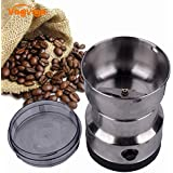 Homely Vogvigo Intelligent Electric Coffee Beans Nuts Grinder Household Electric Coffee Grinder Machine Stainless Steel Coffee