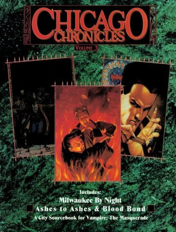 *OP Chicago Chronicles 3 (Vampire: The Masquerade Novels) by Mark Hagen (1996-10-01)