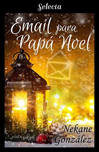 Email para Papá Noel - Nekane González (Rom) 51uKX193AfL