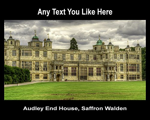 Audley End House, Saffron Walden, it personalizzato tappetino