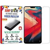 Jump Start Tempered Glass Screen Protector 3D Touch Glass for Oneplus 6