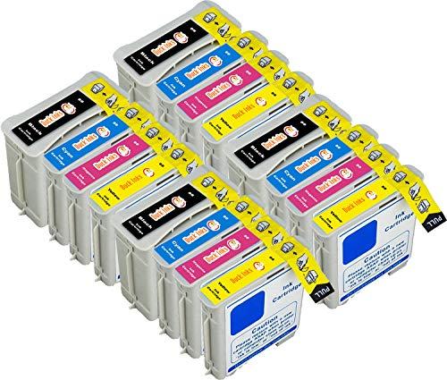 16 x XL Duck Inks Cartuchos de Tinta para HP 88 OfficeJet Pro K5400 OfficeJet Pro L7780 OfficeJet Pro K8600 OfficeJet K5400 OfficeJet Pro L7600 OfficeJet Pro K550 OfficeJet Pro L7590 L7480