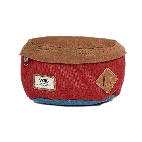 Vans M ALISO HIP PACK Red Dahlia-Red-UNICA