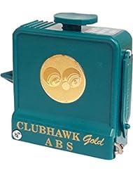 Henselite Bowl Sports Accessory Measuring Tape Balls Bowls Measure Gold Club Hawk by Henselite