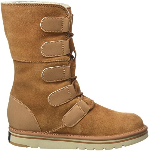 Sorel Newbie Lace, Bottes femme Marron (Elk, British Tan 287)