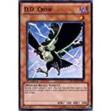 YuGiOh : RYMP-EN095 1st Ed D.D. Crow Super Rare Card, used for sale  Delivered anywhere in Ireland