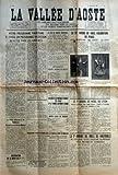 Telecharger Livres VALLEE D AOSTE LA No 1181 du 08 01 1955 NOTRE PROGRAMME VALDOTAIN IL EXISTE UN PROGRAMME VALDOTAIN REALISE PAR LES EMIGRES PAR AUGUSTE PETITGAT LA POLICE ITALIENNE ET LES VALDOTAINS ON VEUT ENCORE CREER DES MARTYRS CONTINUATION DE LA BREVE DES P T T AH CES POSTIERS LES VOEUX DE M RENE CUAZ PROCHAINE VISITE A PARIS DE M LE CURE DE PONT ST MARTIN LA VIE DE NOTRE JOURNAL LES COMPTES DE FIN D ANNEE 40 000 FRANCS VERSES PAR L ARBRE DE NOEL 48 000 FRANCS DE DEFICIT OFFRANDES POUR L ARBRE DE NOE (PDF,EPUB,MOBI) gratuits en Francaise