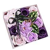 1 Confezione da 150 g di Petali di Rosa essiccati per Bagno Piedi Bagno Matrimonio coriandoli Accessori Artigianali Toyvian
