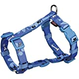 Trixie Modern Art Woof impresión perro h-harness-parent