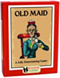 Cheatwell Games Bygone Days Old Maid Card Games