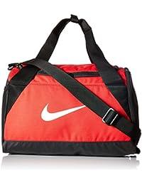 f0dc8d6b6 Nike Nk Brsla Xs Duff Bolsa de Deporte, Hombre, Rojo (University Red/