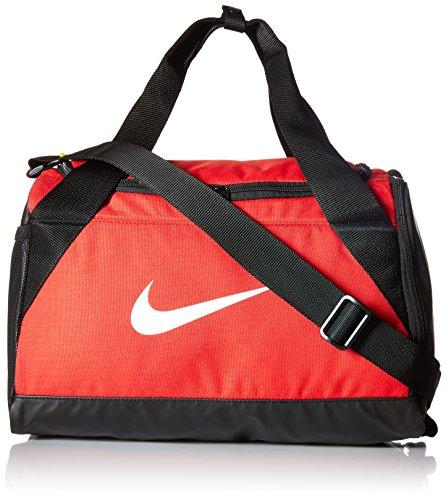 Nike Brasilia XS Sporttasche, University Red/Black/White, Einheitsgröße
