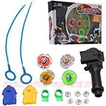 Top-Sell Beyblade Maître Combat Lanceur Spinning Top Gyro Jeu Jouets Enfant