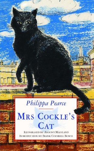 Mrs Cockle's cat