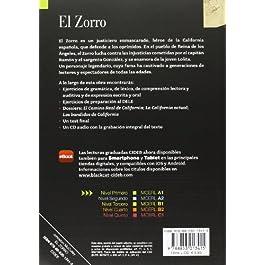 El Zorro. Con CD Audio [Lingua spagnola]