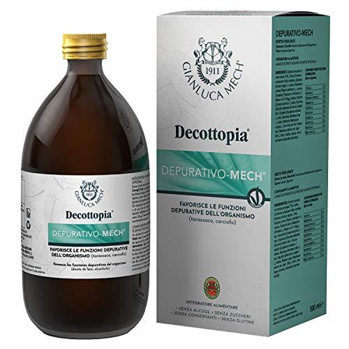 Scopri offerta per Decottopia Depurativo Mech Gianluca Mech, 500 ml