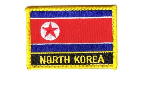 Wappen Aufnäher Monaco Patch Flagge Fahne