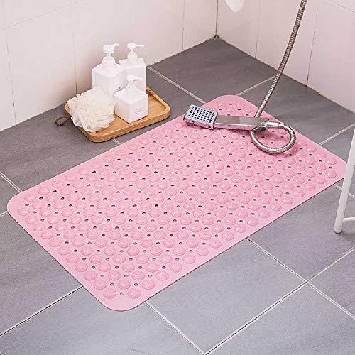 GAO Dusche, Dusche, Badewanne, Toilette, Türkissen, Wasserkissen, Badematte. 80cm×80cm/Massage-Pink