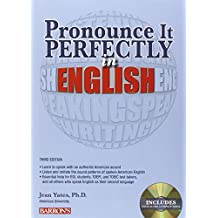 Pronounce it Perfectly in English (Pronounce It Perfectly CD Packages)