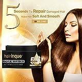 shampoo - Hairinque,JIJI886 Maschera per capelli profonda riparazione Condizionatore levigante nutrizionale Migliora la tintura dei capelli e ripara la maschera per capelli (Multicolore)