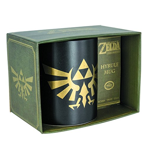 The Legend of Zelda Hyrule Taza, multicolor