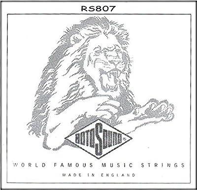 Rotosound rs-807–Cuerda individual para mandolina (034)