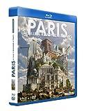 """Contient : - """"Paris, la ville à remonter le temps"""" : une famille d'aujourd'hui survole la capitale en montgolfière. Celle-ci s'arrête au-dessus des grands bâtiments qui ont fait l'histoire de Paris et bascule alors, via la fiction, dans le Paris d'un..."""