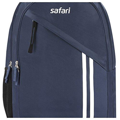 Best safari backpacks in India 2020 Safari 27 Ltrs Navy Blue Casual Backpack (Sport) Image 2