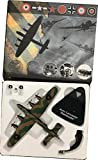 atlas editions RAF Avro Lancaster Bomber 617 Sqn Dambusters aircraft 1:144 scale model