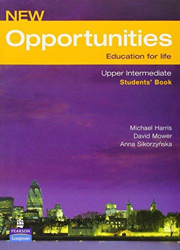 Opportunities. Global. Upper-intermediate. Student's book. Per le Scuole superiori