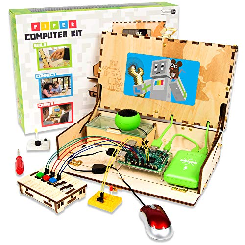 Piper Computer Kit Educativo Que Enseña Sobre