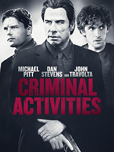Criminal Activities Cover